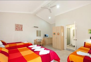 Pacific Palms Motel - Accommodation Coffs Harbour