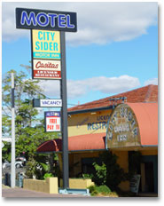 City Sider Motor Inn - Accommodation Coffs Harbour
