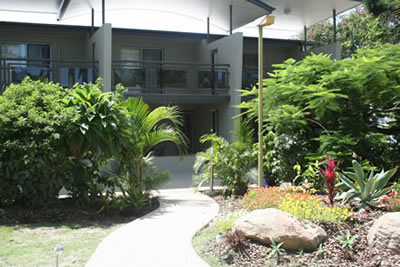 Apartments  Toolooa Gardens Motel - Accommodation Coffs Harbour