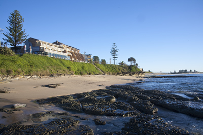 Oceanfront Motel - Accommodation Coffs Harbour