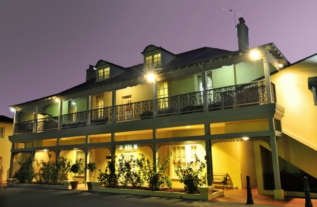 Best Western The Clifton - Accommodation Coffs Harbour