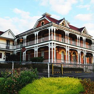 Old England Hotel - Accommodation Coffs Harbour