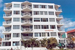 Sanderling Apartments - Accommodation Coffs Harbour