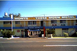 Monto Three Moon Motel - Accommodation Coffs Harbour