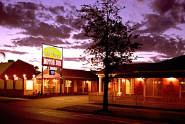 Dalby Mid Town Motor Inn - Accommodation Coffs Harbour