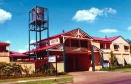 Dalby Homestead Motel - Accommodation Coffs Harbour