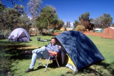 Voyages Ayers Rock Camp Ground - Accommodation Coffs Harbour