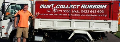 Must Collect Rubbish - Accommodation Coffs Harbour