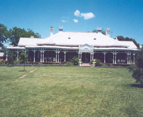 Coombing Park Homestead