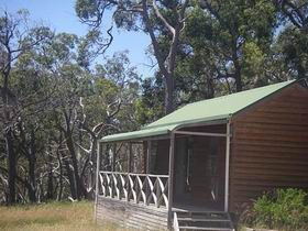 Cave Park Cabins - Accommodation Coffs Harbour