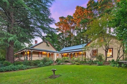 Glen Isla Historic Blue Mountains Accommodation - Accommodation Coffs Harbour