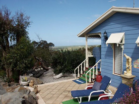 Blue Heaven Cottage - Accommodation Coffs Harbour