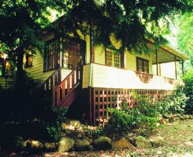 Cottages Of Mt Dandenong - Accommodation Coffs Harbour
