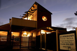 Black Dolphin Luxury Accommodation - Accommodation Coffs Harbour