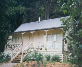 Briserenia Gardens Bampb Cottages And Suites - Accommodation Coffs Harbour