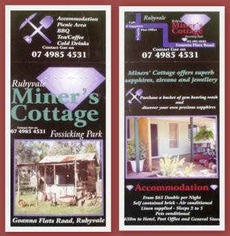 Miner's Cottage - Accommodation Coffs Harbour