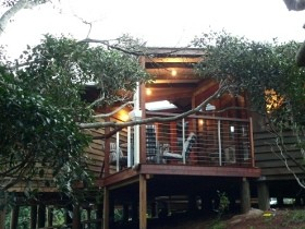 The African Cottage And The Rondawel - Accommodation Coffs Harbour