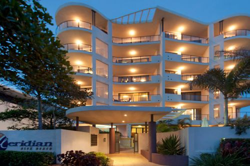 Meridian Alex Beach Apartments - Accommodation Coffs Harbour