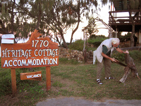 1770 Heritage Cottage - Accommodation Coffs Harbour