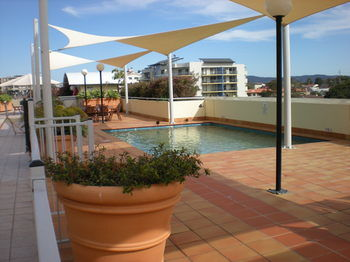 Waldorf The Entrance Serviced Apartments - Accommodation Coffs Harbour