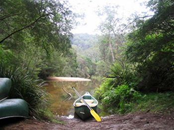 Kurrajong Trails and Cottages - Accommodation Coffs Harbour