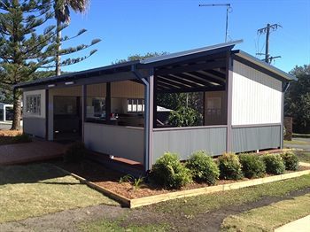 North Coast Holiday Park Corindi Beach - Accommodation Coffs Harbour