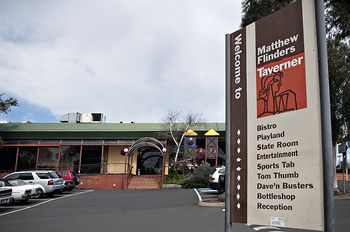 Matthew Flinders Hotel - Accommodation Coffs Harbour