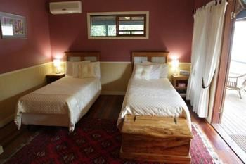 Eumundi Gridley Homestead BampB - Accommodation Coffs Harbour
