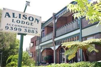 Alison Lodge - Accommodation Coffs Harbour