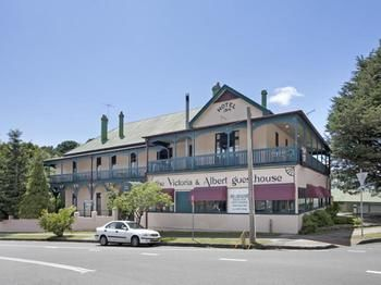 The Victoria amp Albert Guesthouse - Accommodation Coffs Harbour