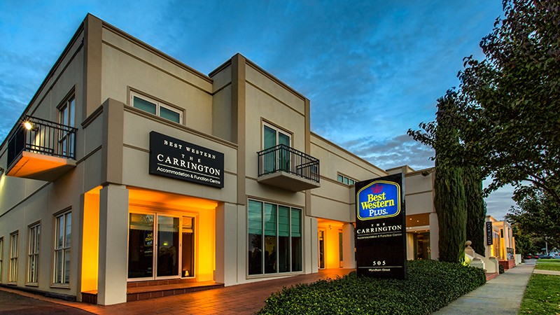 BEST WESTERN PLUS The Carrington - Accommodation Coffs Harbour