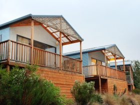 Discovery Holiday Parks Hobart Cosy Cabins - Accommodation Coffs Harbour