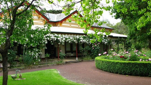 Quamby Homestead - Accommodation Coffs Harbour