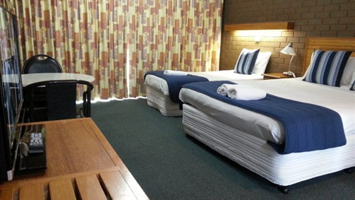 Barooga Country Inn Motel - Accommodation Coffs Harbour