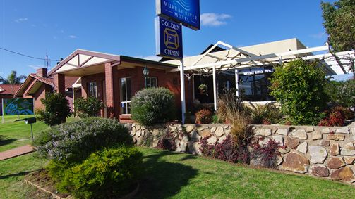 Murray River Motel - Accommodation Coffs Harbour