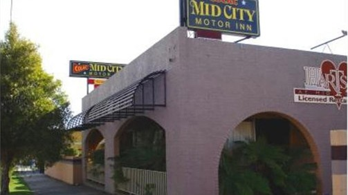 Colac Mid City Motor Inn - Accommodation Coffs Harbour