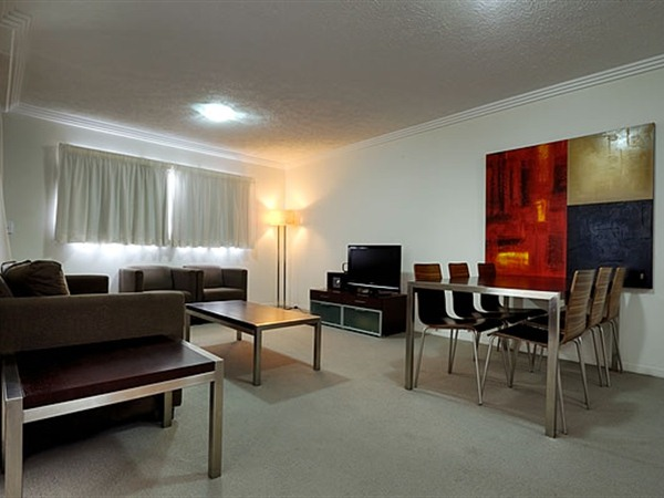 Gabba Central Apartments - Accommodation Coffs Harbour