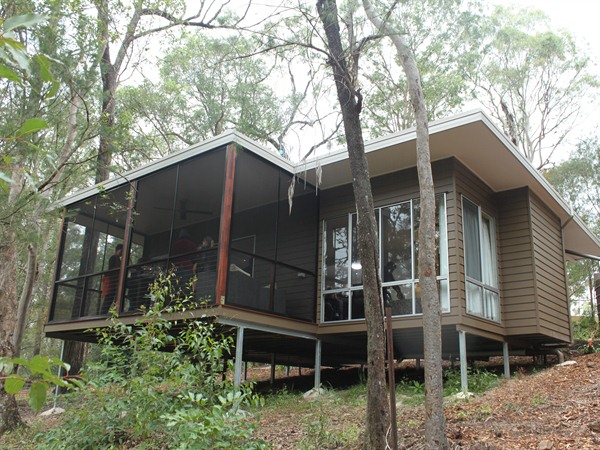 Mt Cotton Eco Cabins - Accommodation Coffs Harbour
