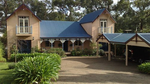 Hideaways at Red Hill - Accommodation Coffs Harbour