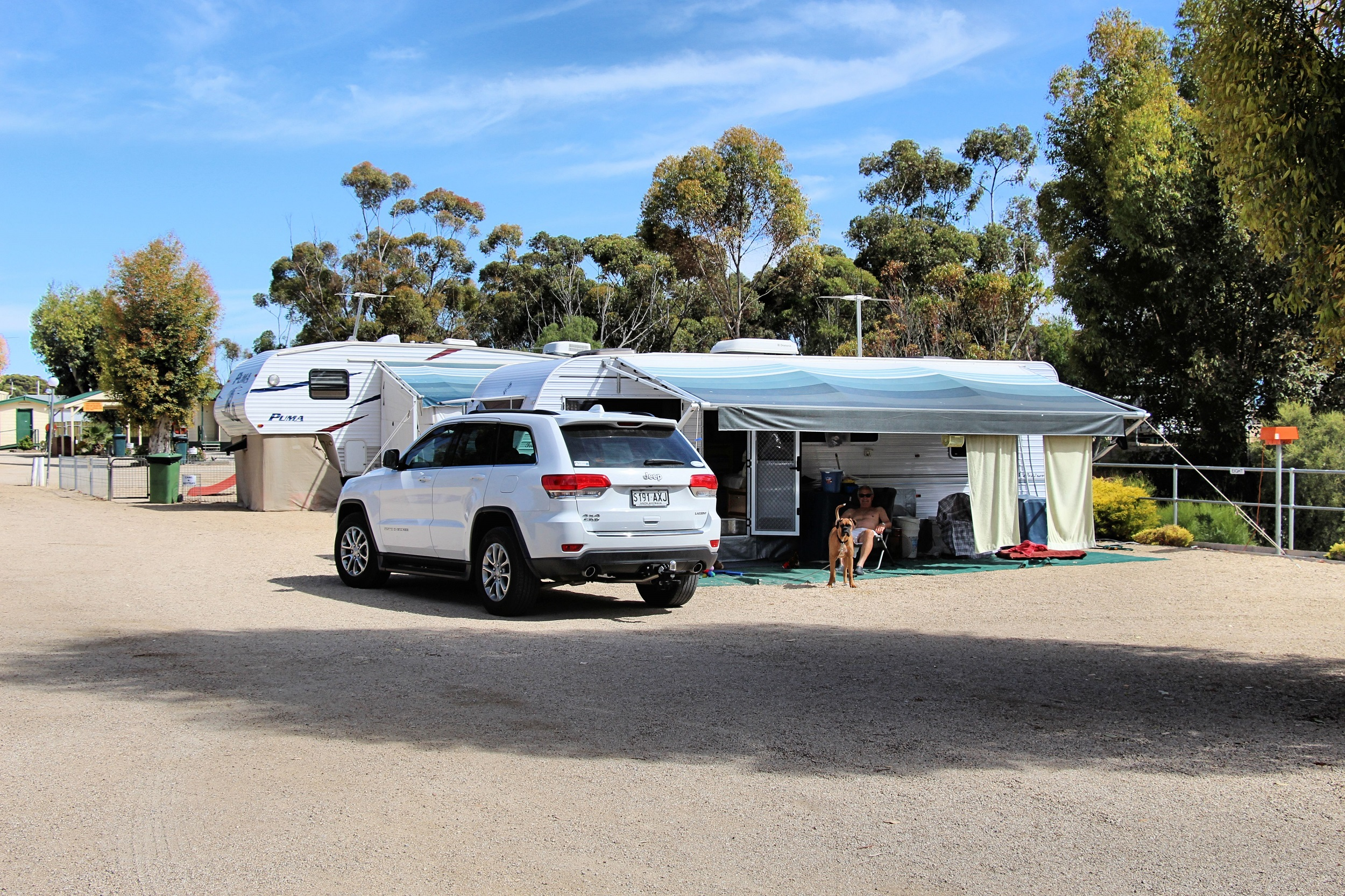 Ardrossan Caravan Park - Accommodation Coffs Harbour