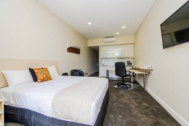 Belconnen Way Motel  Serviced Apartments - Accommodation Coffs Harbour