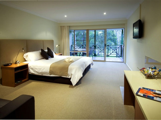 Bonville Golf Resort - Accommodation Coffs Harbour