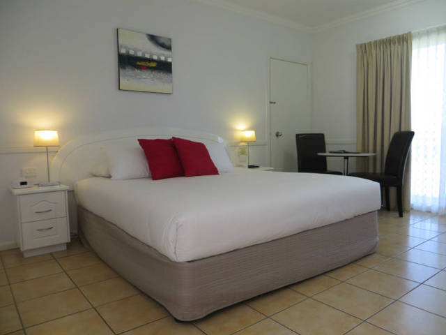 Charters Towers Heritage Lodge Motel - Accommodation Coffs Harbour