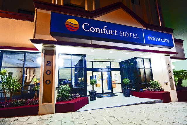 Comfort Hotel Perth City - Accommodation Coffs Harbour