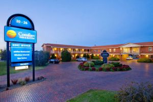 Comfort Inn  Suites King Avenue - Accommodation Coffs Harbour
