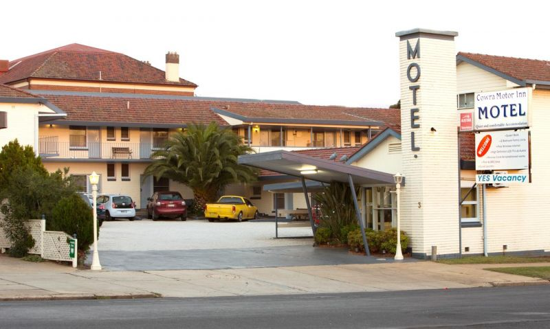 Cowra Motor Inn - Accommodation Coffs Harbour