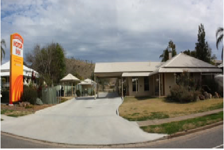 Country Roads Motor Inn - Gayndah - Accommodation Coffs Harbour