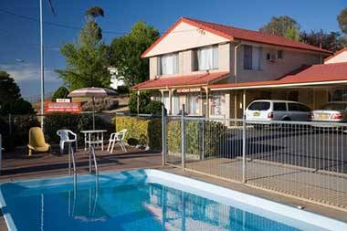 Econo Lodge Alabaster - Accommodation Coffs Harbour