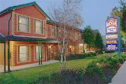 Footscray Motor Inn  Serviced Apartments