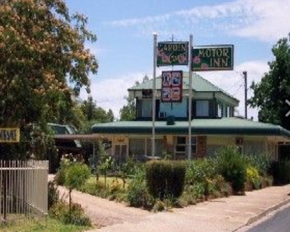 Garden Court Motor Inn - Accommodation Coffs Harbour